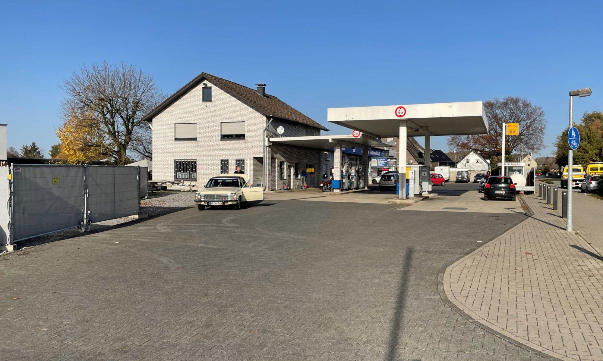 Tankstelle Schniedermann
